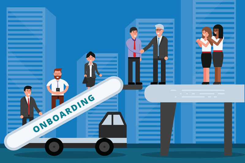 Fast Path to New Employee On-Boarding