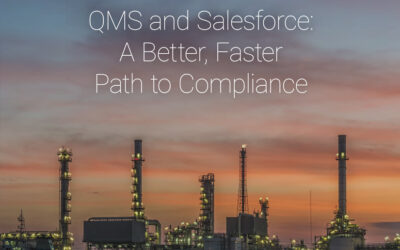 QMS and Salesforce: A Better, Faster Path to Compliance
