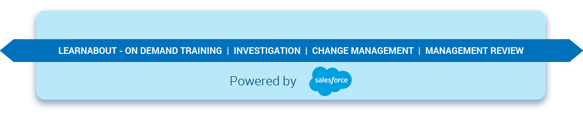 ComplianceQuest EQMS and EHS solution is built on Salesforce