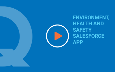Environment, Health and Safety Salesforce App